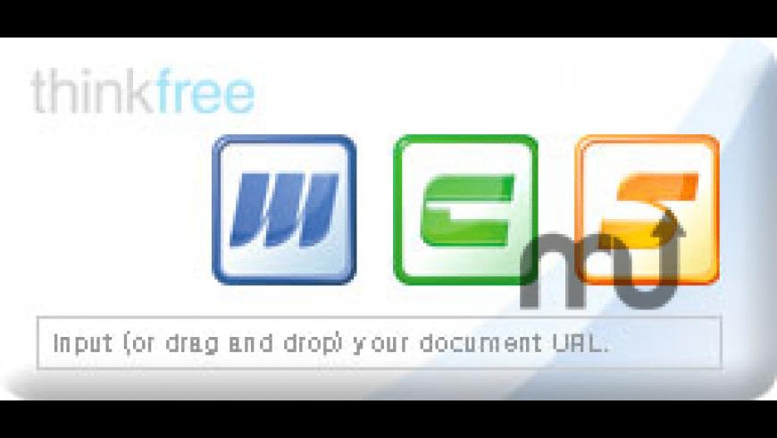 ThinkFree Viewer Widget for Mac - review, screenshots