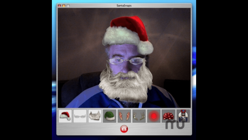 SantaSnaps for Mac - review, screenshots