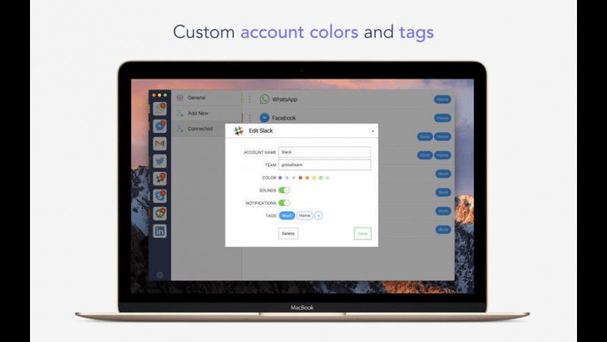 IM+ for Mac - review, screenshots