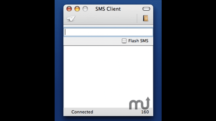 SMS Client for Mac - review, screenshots