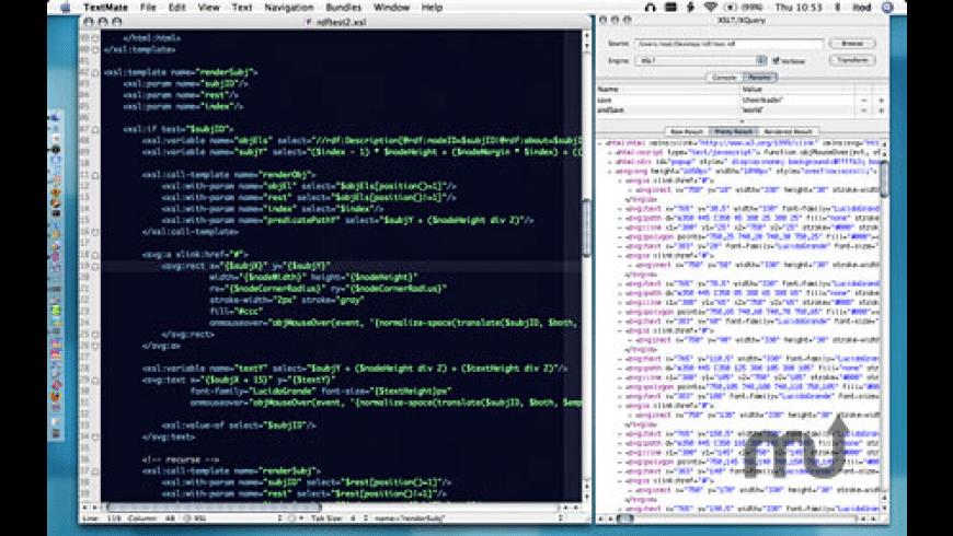 TeXSLMate for Mac - review, screenshots