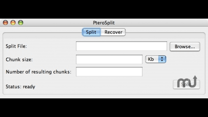 PteroSplit for Mac - review, screenshots