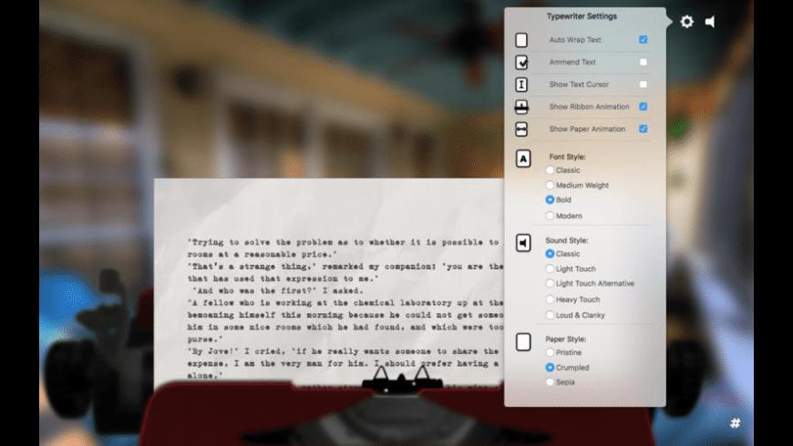 Winston for Mac - review, screenshots