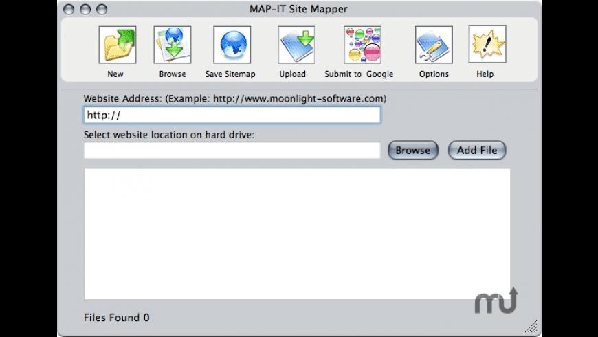 Map-It for Mac - review, screenshots