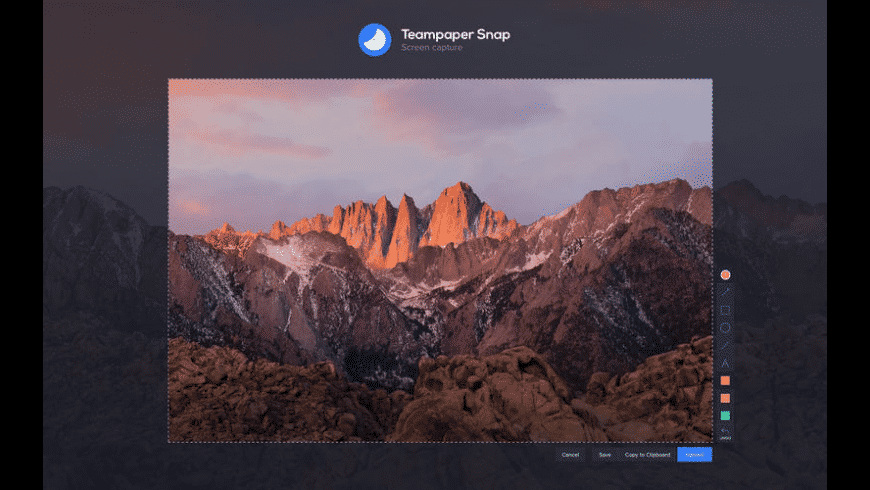 Teampaper Snap for Mac - review, screenshots