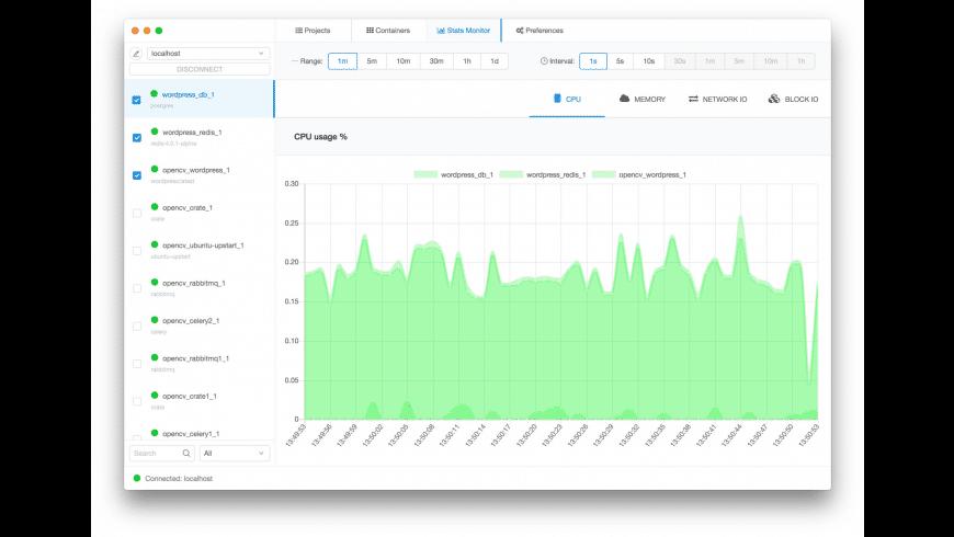 DockStation for Mac - review, screenshots
