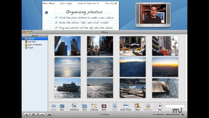 It's About Time to learn iPhoto for Mac - review, screenshots
