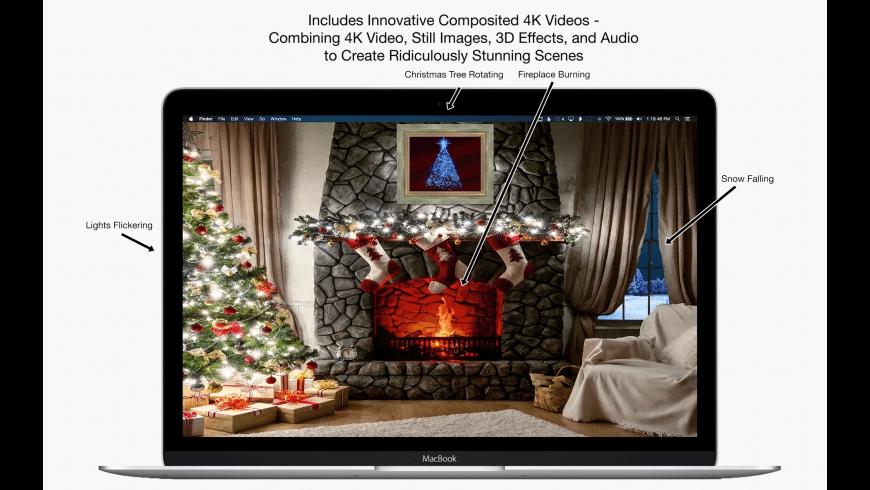 Fireplace 4K for Mac - review, screenshots
