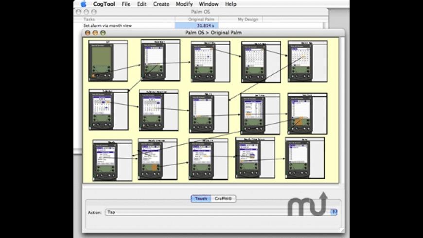 CogTool for Mac - review, screenshots