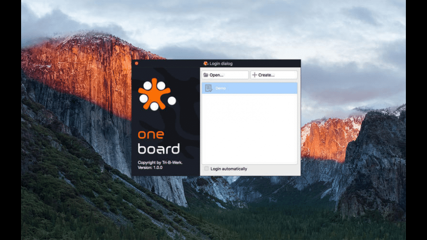 Oneboard for Mac - review, screenshots