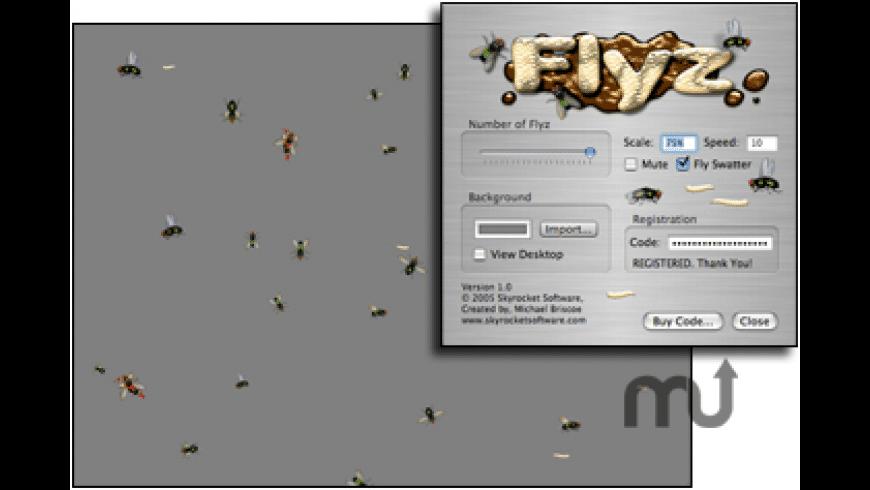 Flyz for Mac - review, screenshots