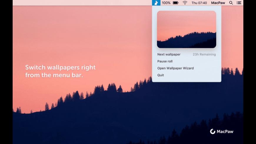 Wallpaper Wizard for Mac - review, screenshots