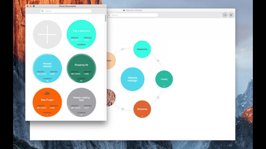 Mindly for Mac - review, screenshots