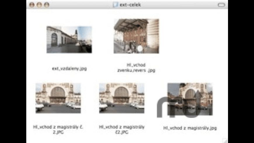 Thumbnailer for Mac - review, screenshots