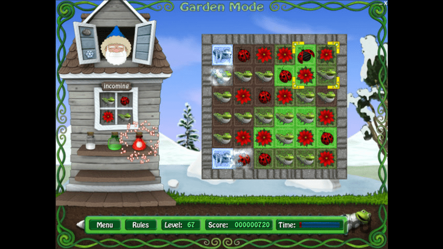 Enchanted Gardens for Mac - review, screenshots