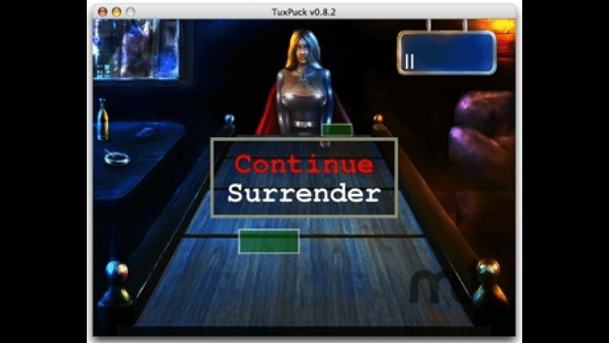 TuxPuck for Mac - review, screenshots
