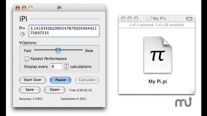 iPi for Mac - review, screenshots