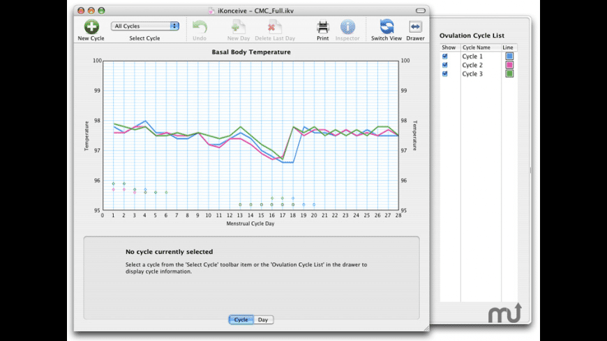 iKonceive for Mac - review, screenshots