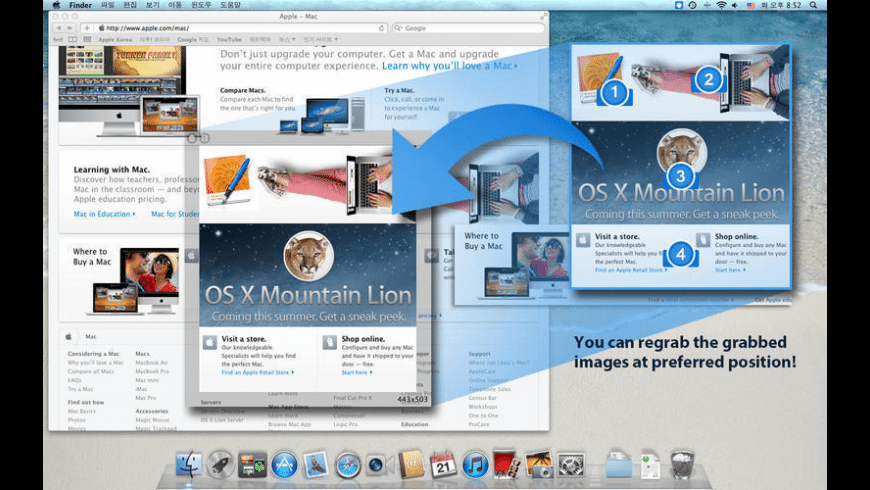 GrabIt for Mac - review, screenshots