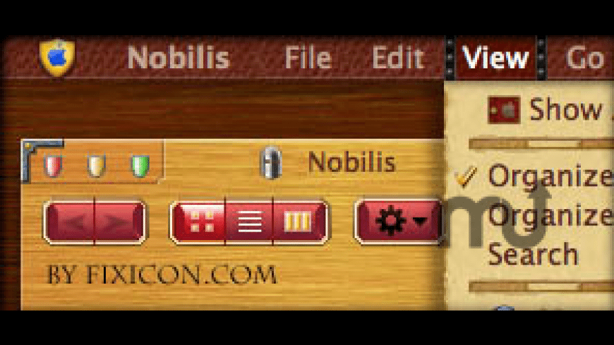 Nobilis for Mac - review, screenshots