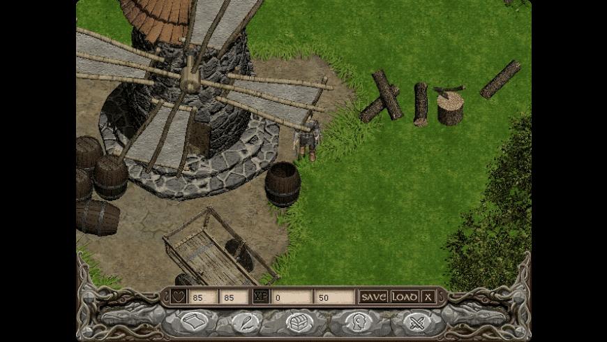 Pillars of Garendall for Mac - review, screenshots
