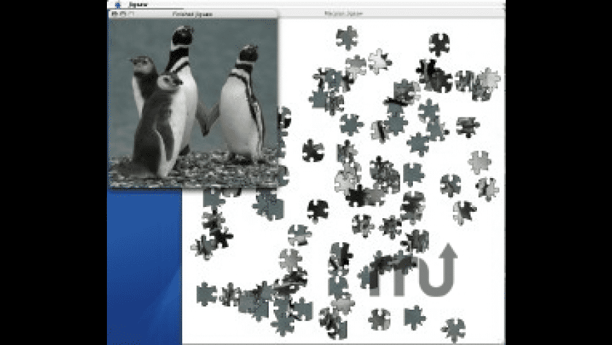 MacPips Jigsaw for Mac - review, screenshots