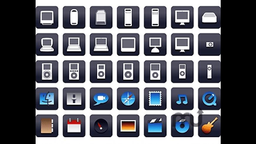 Designer Icons for Mac - review, screenshots