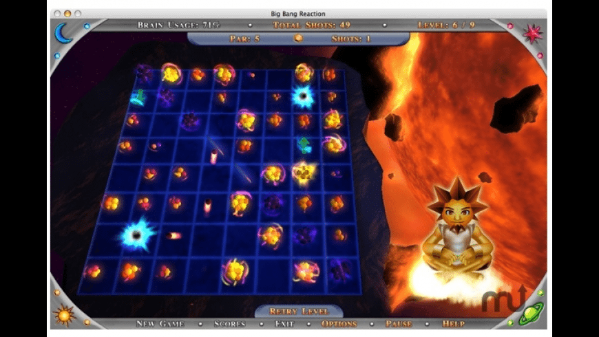 Big Bang Brain Games for Mac - review, screenshots