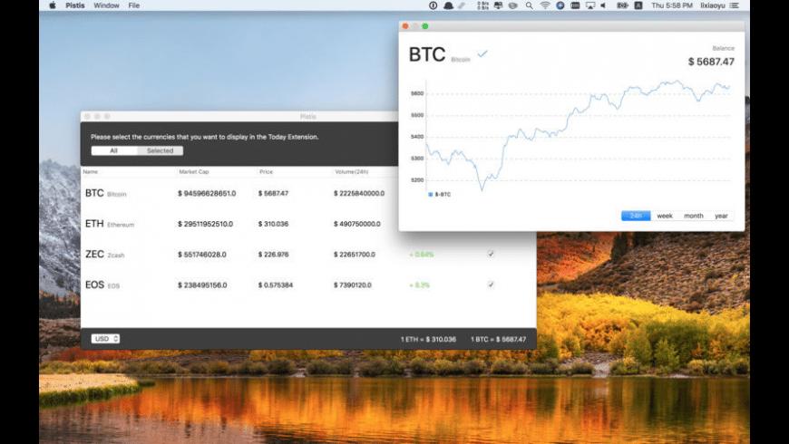Pistis for Mac - review, screenshots
