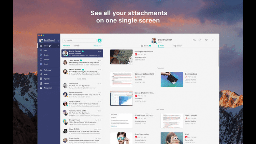 4th Office for Mac - review, screenshots