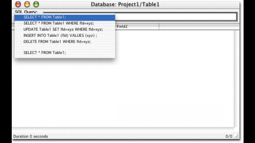 SQLBoss Monitor X for Mac - review, screenshots