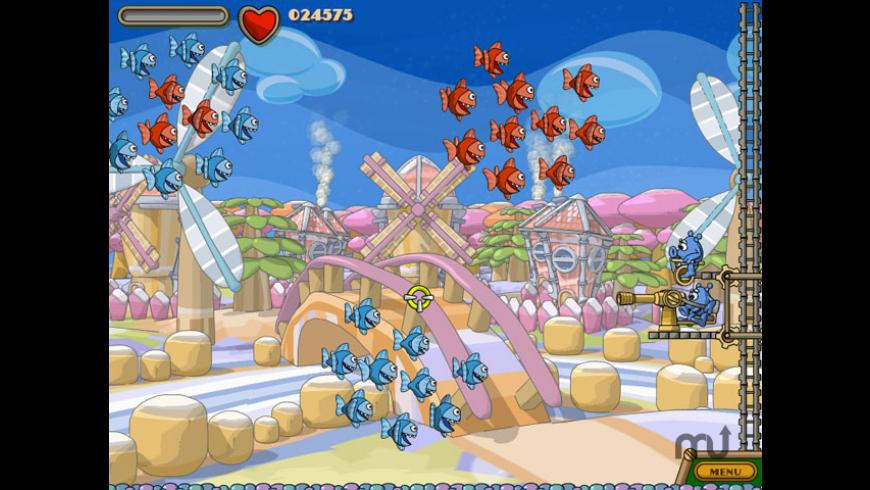 Zak & Jack in Showdown at Monstertown for Mac - review, screenshots