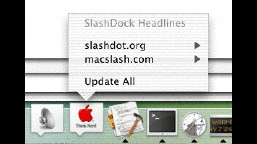 SlashDock for Mac - review, screenshots