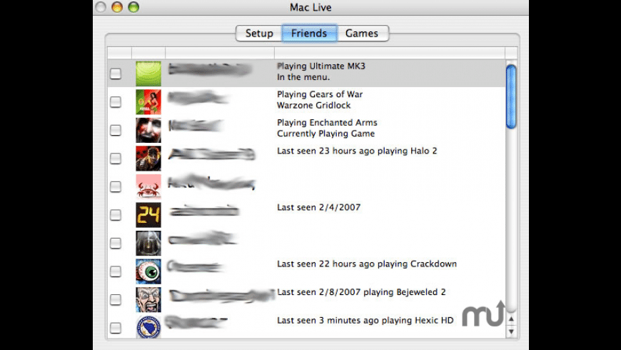 MacLive for Mac - review, screenshots