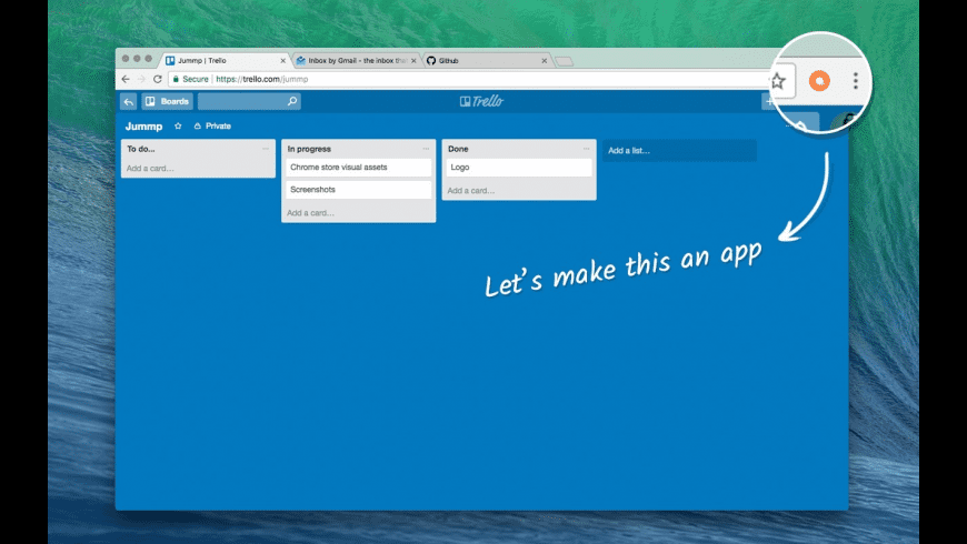 Jummp for Mac - review, screenshots