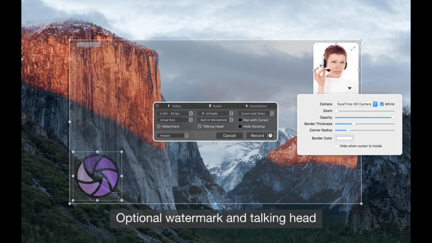 Iris: Screen Recorder for Mac - review, screenshots