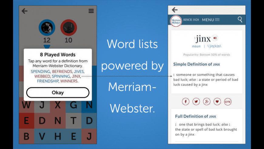 Letterpress for Mac - review, screenshots