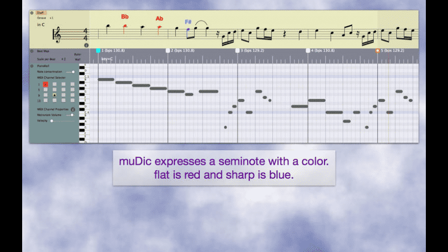 muDic for Mac - review, screenshots
