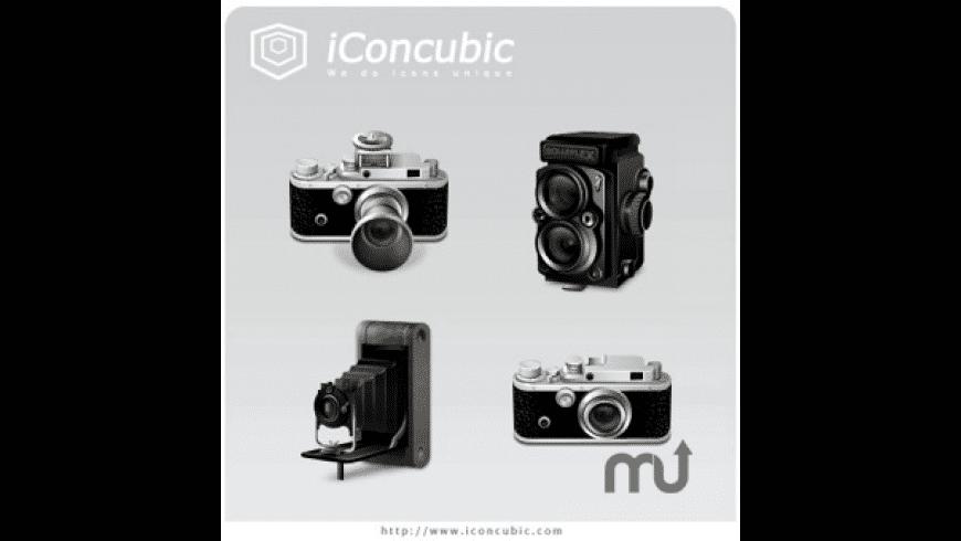 Classic Cameras Icons for Mac - review, screenshots