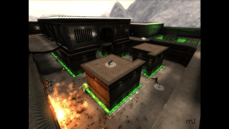 Nexuiz for Mac - review, screenshots