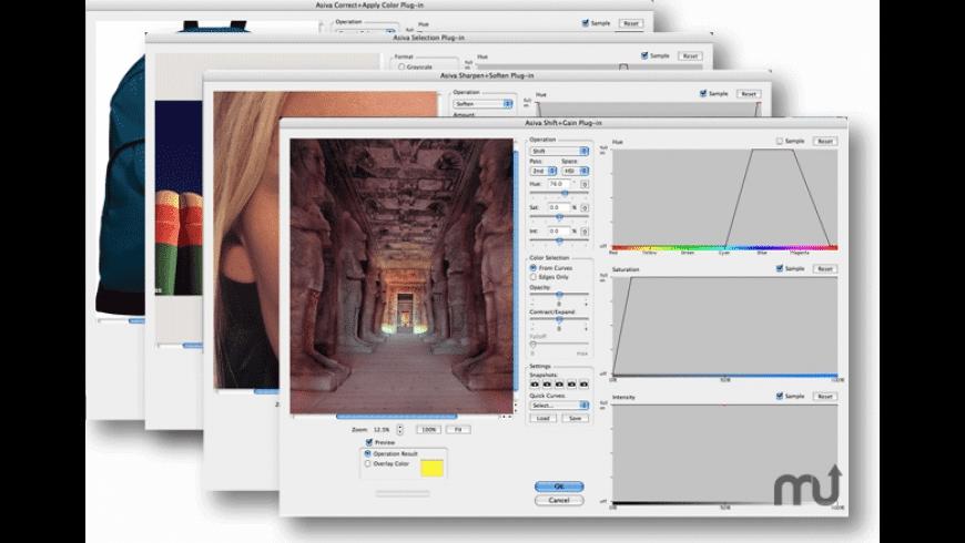 Asiva Plug-In Bundle for Mac - review, screenshots