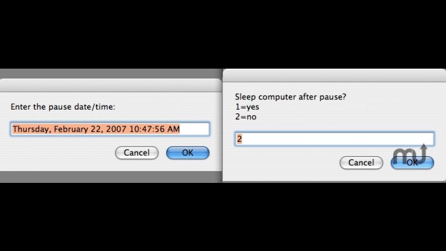 iSleepSound for Mac - review, screenshots