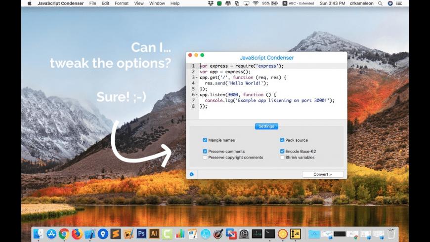 download javascript for mac free