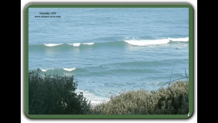 UK Surfcam Widget for Mac - review, screenshots