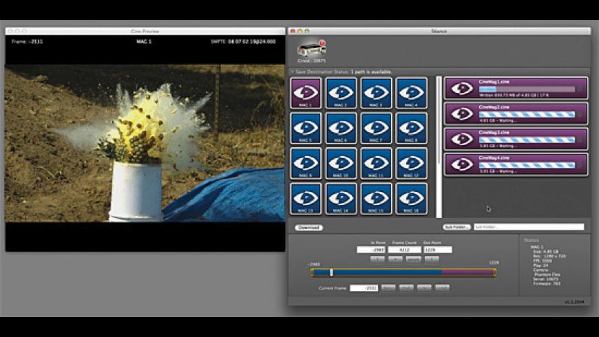 Seance for Mac - review, screenshots