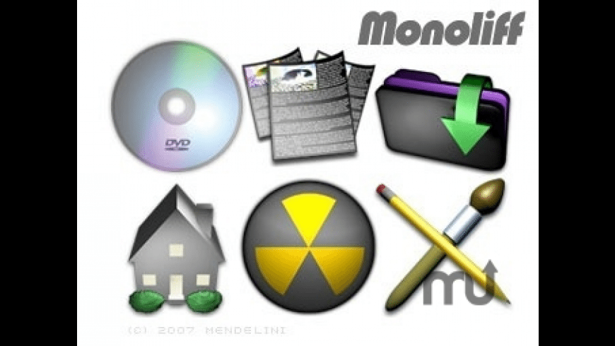 Monoliff for Mac - review, screenshots