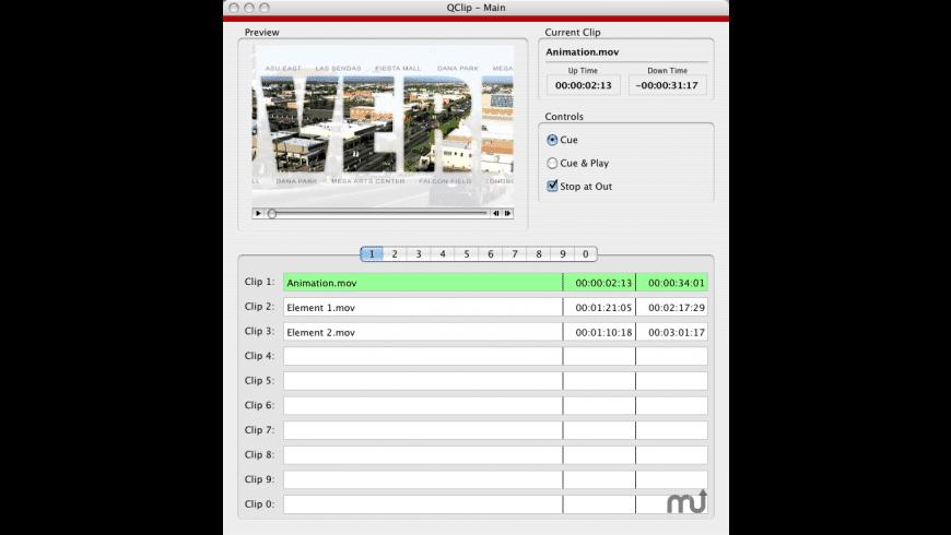 QClip for Mac - review, screenshots