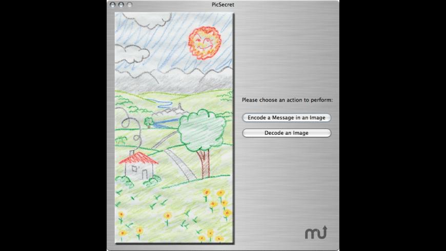 PicSecret for Mac - review, screenshots