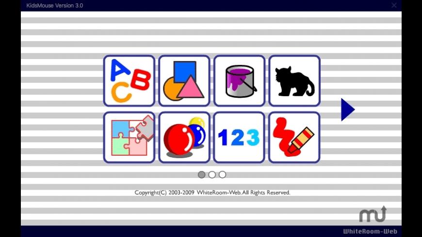 KidsMouse for Mac - review, screenshots