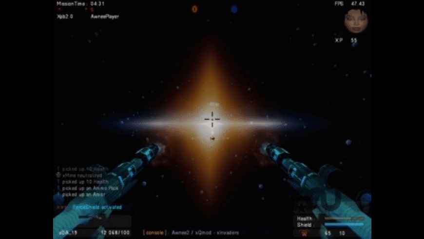 xInvaders for Mac - review, screenshots